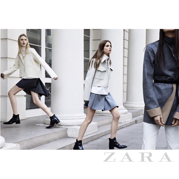 Zara A/W 2013