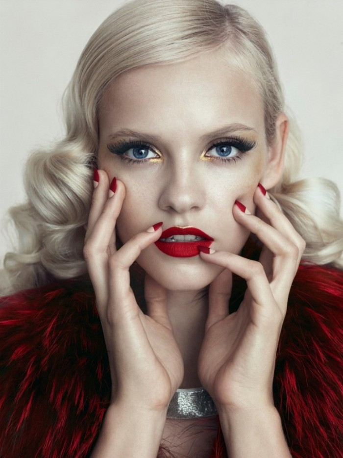 Ginta-Lapina-By-Norman-Jean-Roy-For-Allure-Russia-December-2013-6-767x1024