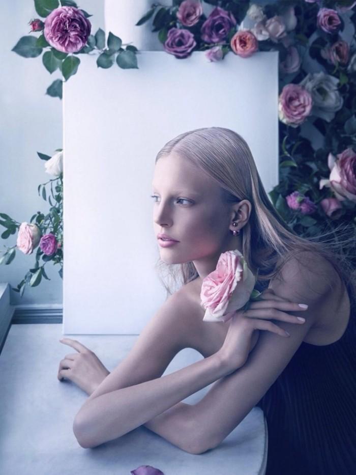 Elisabeth-Erm-by-Camilla-Akrans-Morning-Dew-Dior-5-Spring-2014-6-735x980