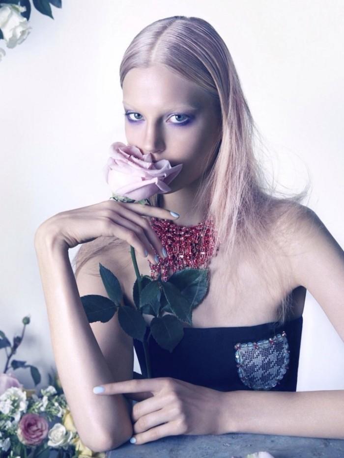 Elisabeth-Erm-by-Camilla-Akrans-Morning-Dew-Dior-5-Spring-2014-7-735x980