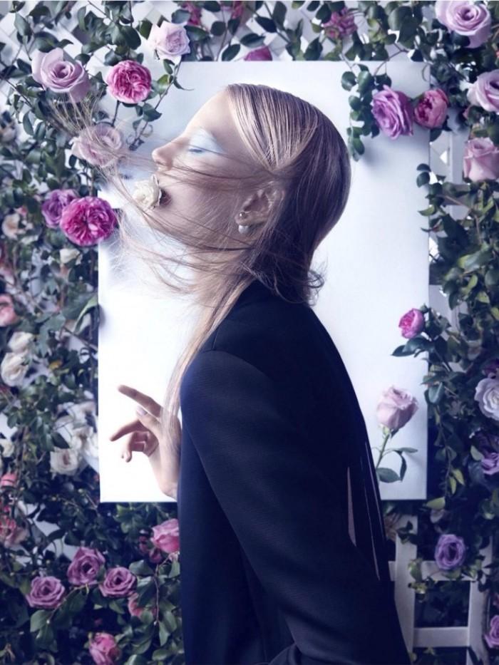 Elisabeth-Erm-by-Camilla-Akrans-Morning-Dew-Dior-5-Spring-2014-8-735x980