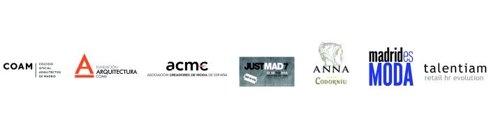 COAM - ACME - TALENTIAM - JUSTMAD - MADRIDESMODA - CODORNIU - SAIMON BLU